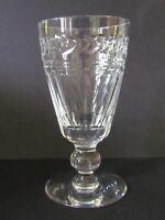 STUART CRYSTAL ARUNDEL PATTERN CHAMPAGNE FLUTES / GLASSES (Ref3268)