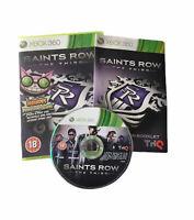 Saints Row the Third - Professor Genki Edition (XBox 360) (Good Condition) Works