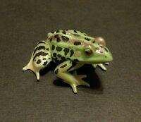 Kaiyodo Chocoq Series 7 Japanese Daruma Frog Figure Nice!