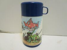 1984 ALADDIN VOLTRON DEFENDER OF THE UNIVERSE THERMOS ***EXCELLENT***