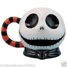 25236 Nightmare Before Christmas Jack Mouth 14oz Mug Cup Coffee Tea Halloween