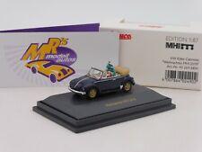 """Schuco 26468 #  VW Käfer Cabriolet """" Weihnachten 2019 """" MHI Sondermodell 1:87"""