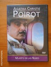 DVD MUERTE EN LAS NUBES - AGATHA CHRISTIE - POIROT - CAJA SLIM (C7)