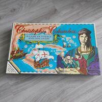 Vintage Christopher Columbus – Board Game 100% Complete