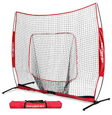 PowerNet Xlp Pro 8x8 Baseball Softball Hitting Net w/ Free Carry Bag