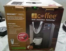 iCoffee RSS500-Mozart Single Serve Coffee Brewer Spin Brew Technology.  B10