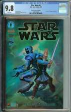 Star Wars #6 CGC 9.8 Another Universe Holofoil