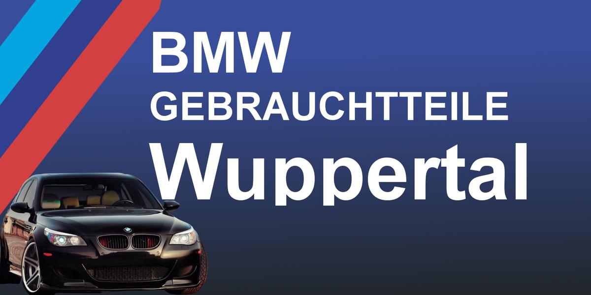 BMW Gebrauchtteile Wuppertal
