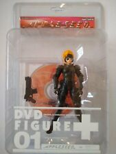 Yamato Appleseed original animation DVD and Action Figure 01 NIB