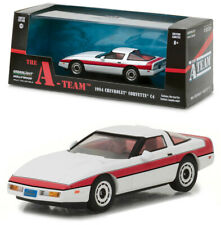 1984 Chevrolet Corvette C4 The A-Team TV Serie Chevy 1:43 GreenLight 86517