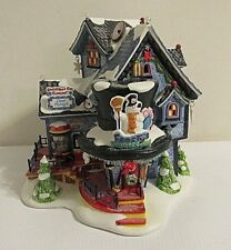 Department 56 Frosty's Christmas Weather Station  (#56.536787)  (Inv #8)