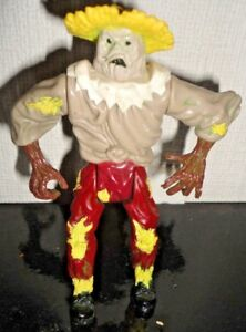 """Scarecrow Action Figure 5"""" Goosebumps 1998 - Very Hard To Find"""
