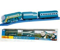 THOMAS & Friends CONNOR King of the Railway PLARAIL TrackMaster TOMY TS-16 New