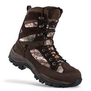 Browning Mens Buck Pursuit Waterproof Boots Bracken/Realtree XTRA MSRP $140-160