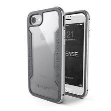 Étuis, housses et coques métalliques iPhone X en silicone, caoutchouc, gel pour téléphone mobile et assistant personnel (PDA)