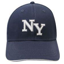 MENS NAVY NO FEAR NEW YORK YANKEES BASEBALL CAP - BRAND NEW