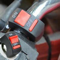 Universal Dirt Pit Quad Bike Handlebar Switch Kill Stop Switch ON/OFF Button AU