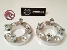 """[SR] 2pc 25mm (1"""") Thick 4x4 to 4x4 Wheel Spacers YAMAHA Golf Carts M12x1.25"""