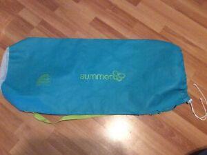 Summer Infant 27390 Pop N Play Portable Playard Lightweight Indoor Outdoor Bag