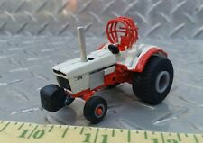 1/64 ERTL custom case agri king 1570 pulling tractor farm toy nttp outlaw ih cih