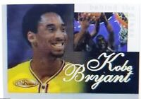 KOBE BRYANT ROOKIE 96-97 INKcredible Behind the Glass UNISSUED 🏀🏀LAKERS MAMBA