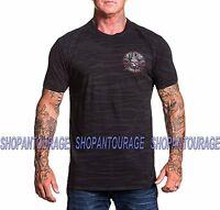AFFLICTION Chris Kyle Warrior Spirit A18362 Short Sleeve Graphic T-shirt for Men