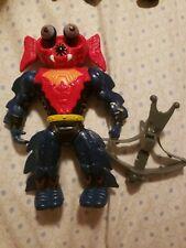 Vintage 1984 Mantenna He-man Masters of the Universe Complete Figure MOTU