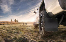 Husky Liners Kick Back Mud Flaps Splash Guard For Chevy 01-17 Silverado 2500 HD