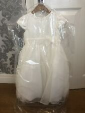 sarah louise christening dress Age 4