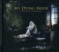 My Dying Bride - Map of All Our Failures [New CD] NTSC Format, UK - Import