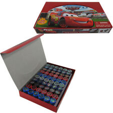 60pc Disney Pixar Cars Self Inking Stamp Set Kid School Supplies Party Favors