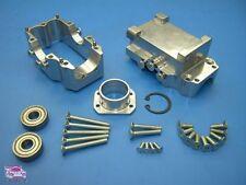Original Lauterbacher Aluminium-Differentialgehäuse für Reely Carbon-Fighter 3