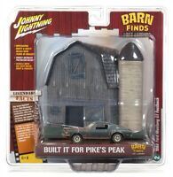Ford Mustang GT Fastback Barn Finds , Scale 1:64 by Johnny Lightning