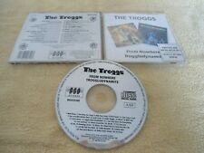 CD THE TROGGS - FROM NOWHERE/ TROGGLODYNAMITE BGOOCD340 Remastered from Original