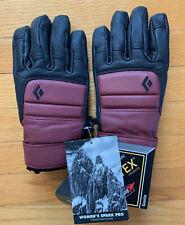 Black Diamond Women's Spark Pro gloves Size Small (New)