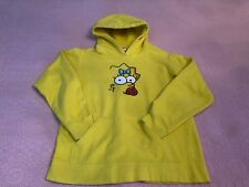 UNIVERSAL STUDIOS THE SIMPSONS HOODIE MAGGIE SIMPSON YOUTH LARGE