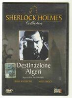 DESTINAZIONE ALGERI Sherlock Holmes Collection n. 1 DVD ITA - Editoriale