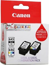 Canon PG645XLCL646XLCP Value Pack Ink Cartridge