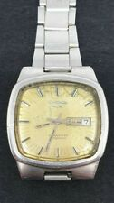 Vintage Longines Conquest Automatic  For Parts, Working