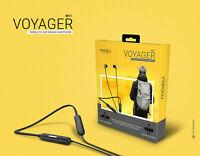 Bluetooth Wireless Headphones Voyager Waterproof Earphones Neckband Jogging Mozu
