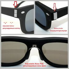 1f626ea074 LCD Sunglasses Polarized Electronic Adjustable Liquid Crystal lenses 2018  New
