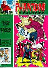 Phantom (Le Fantôme) N°453 - Editions des Remparts - Août 1974 - ABE