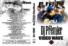 The Best of DJ Premier [Video Mix & Mixtape] CD & DVD [Double Disc]