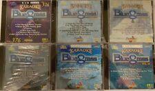 Chartbuster Karaoke cdg+ 6+6 Best In Bluegrass Series - 6 Discs NOS