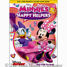 Disney Mickey and the Roadster Racers Minnie & Daisy Minnie's Happy Helpers DVD