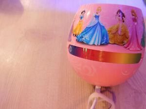 Philips Living Colors Disney Princess in pink wie neu