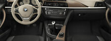 BMW OEM F30 F31 F34 F36 3 & 4 Series Fineline Pure Wood Interior Trim Kit New