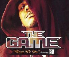 FREE US SHIP. on ANY 2+ CDs! ~Used,Good CD Game: How We Do 1 Enhanced, Single, I