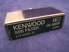 Kenwood YK-88SN 1.8 Kz narrow SSB filter - Excellent Condition and Guaranteed !