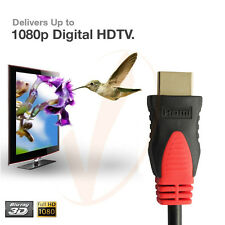 25FT 4K 1080P HDMI Cable for Samsung HDTV, Plasma, Lcd, Ps3, DVD Players